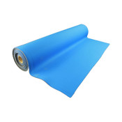 blue neoprene floor protector
